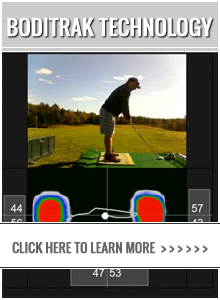 Chad Johansen Golf Academy - Boditrak Technology
