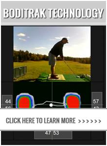 Chad Johansen Golf Academy - Boditrak Technology