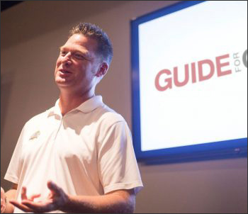 Chad Johansen PGA Professional and business owner