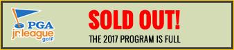 PGA Junior League - 2017 program is full