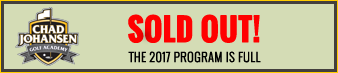 CJGA Fall Junior League Golf - SOLD OUT