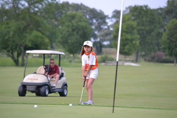 CJGA Fall Junior League Golf