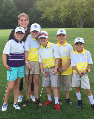 CJGA Junior League Golf