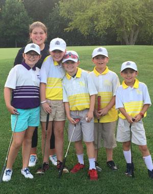 CJGA Junior League Golf