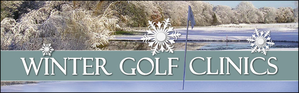 CJGA Winter Golf Clinics