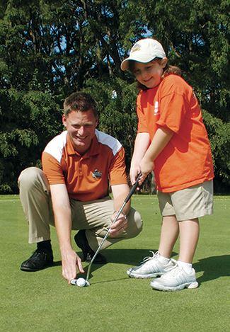 CJGA Junior Coaching Program