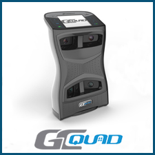 Chad Johansen Golf Academy Technology - GC Quad