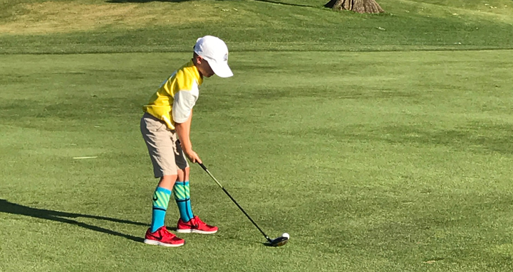 Chad Johansen Golf Academy - Junior Coaching Programs - Wee Swingers Coaching