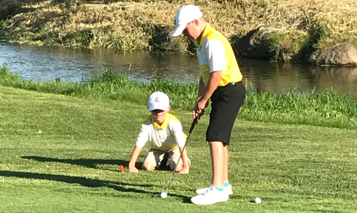 Chad Johansen Golf Academy - Junior Coaching Programs - Par Players Coaching