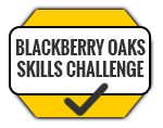 Golf Simulator - Blackberry Oaks Skills Challenge