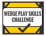 Golf Simulator - Wedge Play Skills Challenge