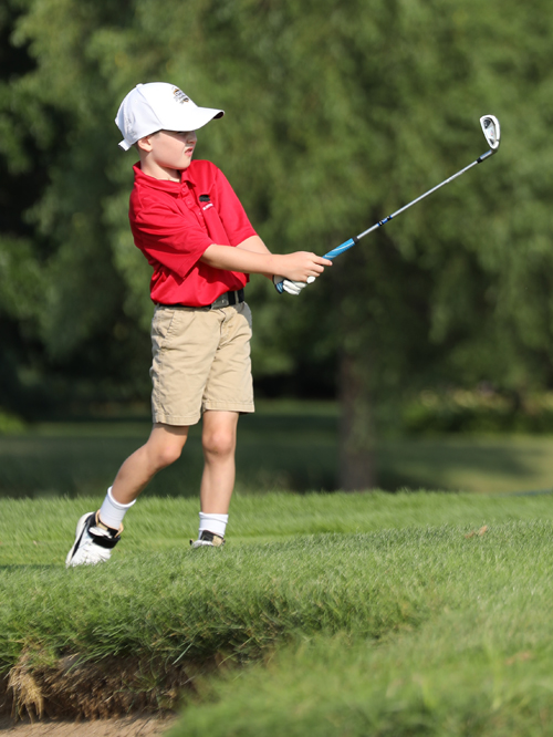 Chad Johansen Golf Academy - Junior Golf Coaching Program