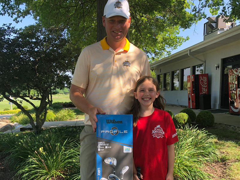 Chad Johansen Golf Academy - Junior Summer Golf Camp