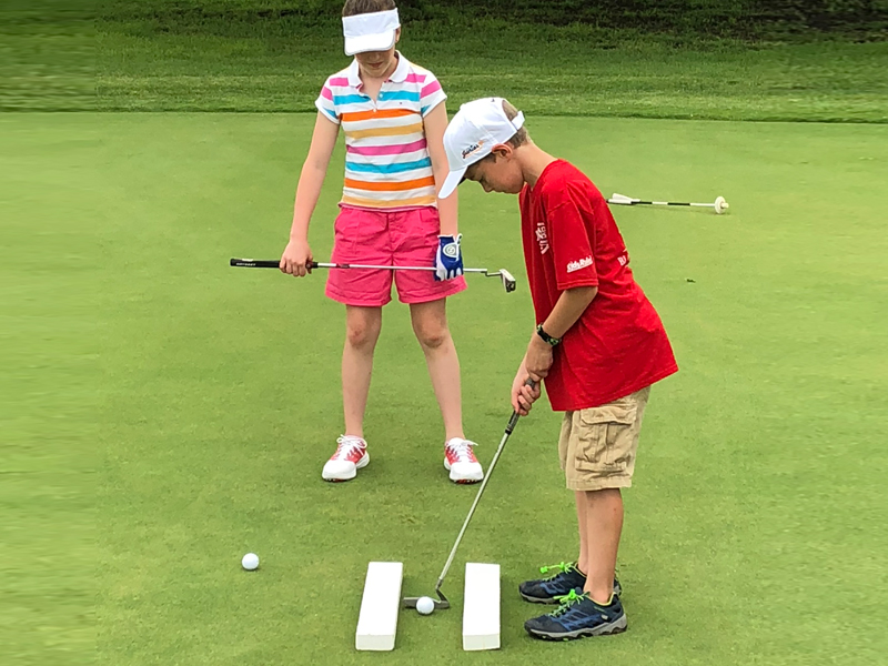 Chad Johansen Golf Academy - Junior Summer Golf Camp