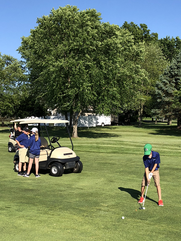 Chad Johansen Golf Academy - Summer Junior Golf League