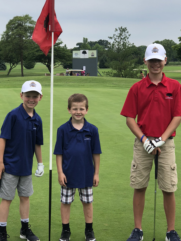 Chad Johansen Golf Academy - Summer Junior Golf Tour