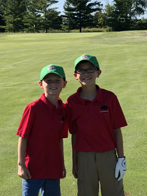 Chad Johansen Golf Academy - Summer Junior Golf Tour