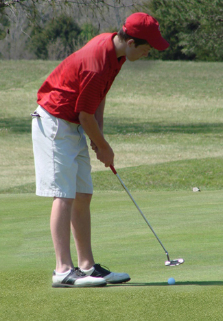 Chad Johansen Golf Academy - High School Golf Coaching Program