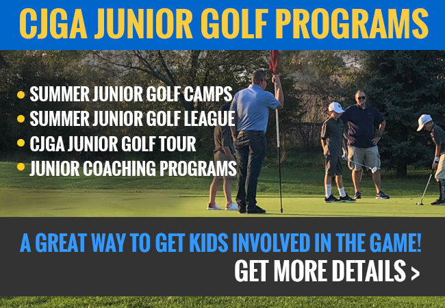 Chad Johansen Golf Academy Junior Golf Programs