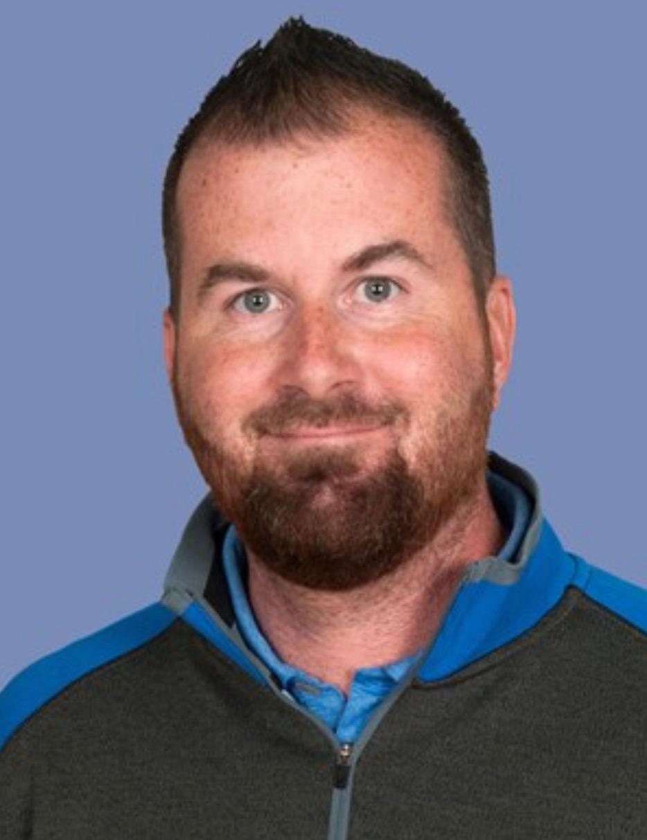 Justin Wyeth, Blackberry Oaks Golf Course