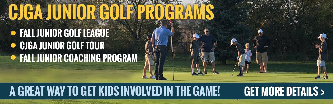 Chad Johansen Golf Academy Junior Golf Programs