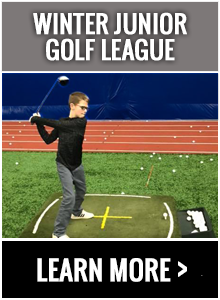 Chad Johansen Golf Academy Winter Junior Golf League