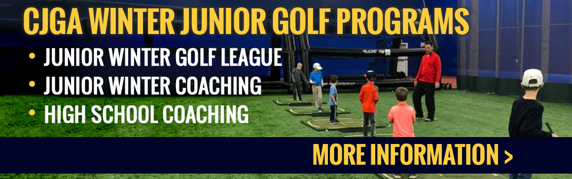 Chad Johansen Golf Academy Winter Junior Golf Programs