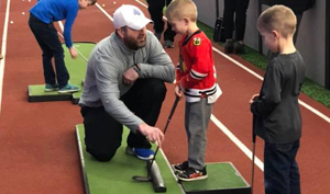 CJGA Winter Junior Golf Coaching