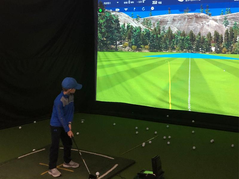 CJGA Indoor Open - Pebble Beach Parent/Junior Alternate Shot Tournaments