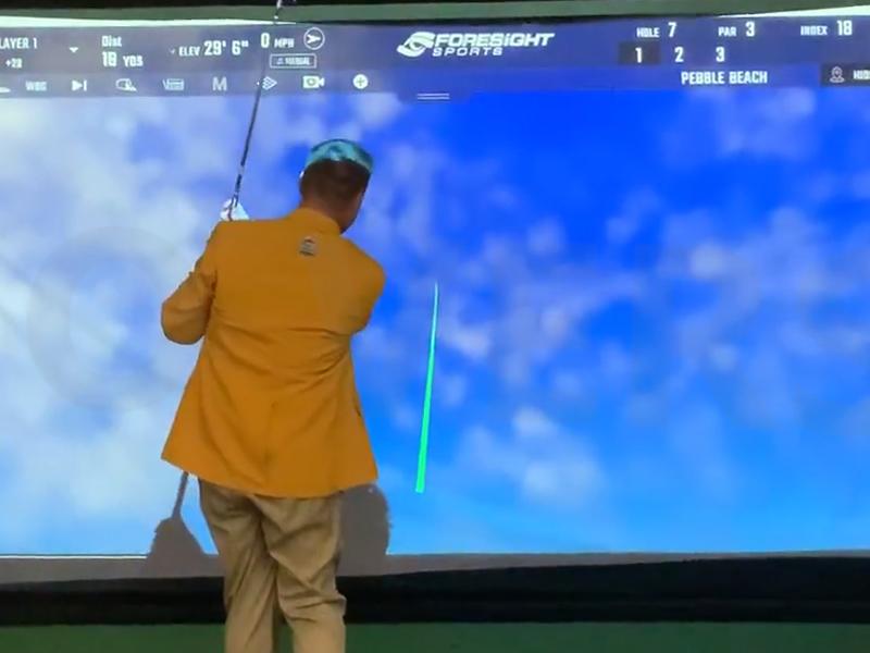CJGA Indoor Open - Pebble Beach 2-Person Alternate Shot Tournaments