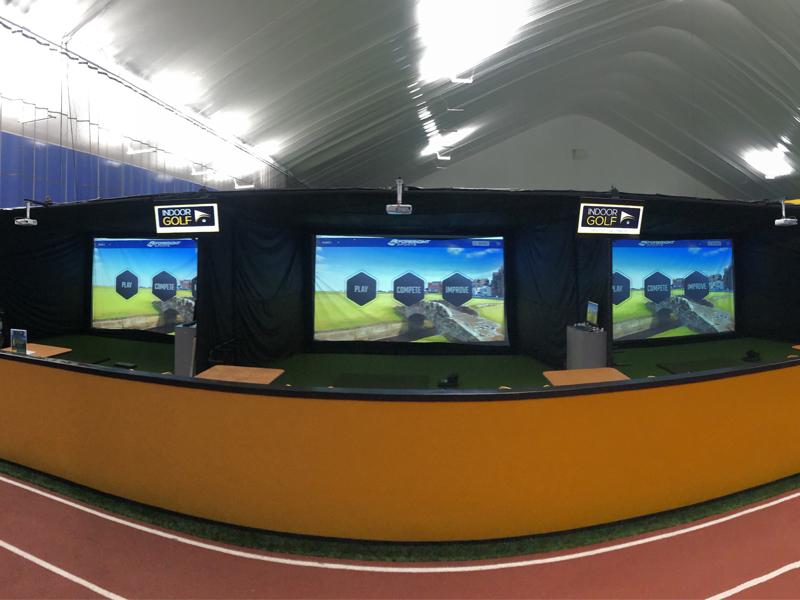 CJGA Indoor Golf Facility - 4StepProcess Boot Camps