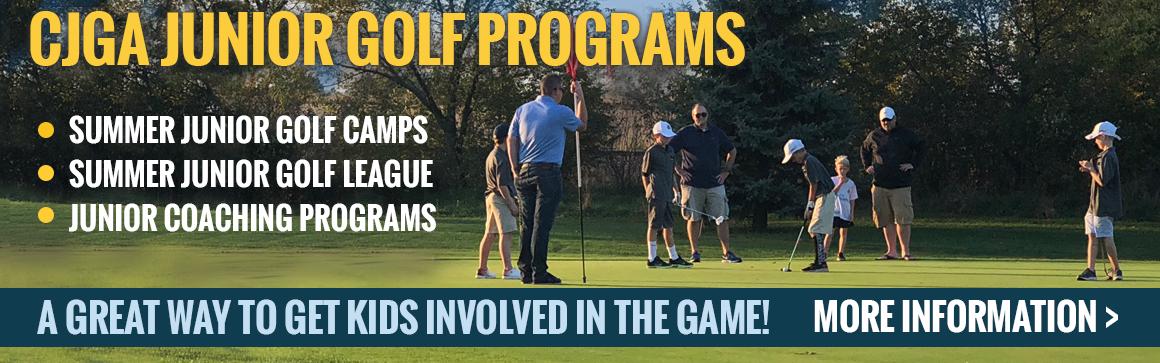 CJGA Summer Junior Golf Programs