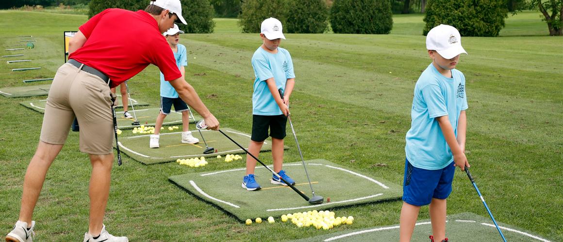 Junior Golf Programs - Chad Johansen Golf Academy
